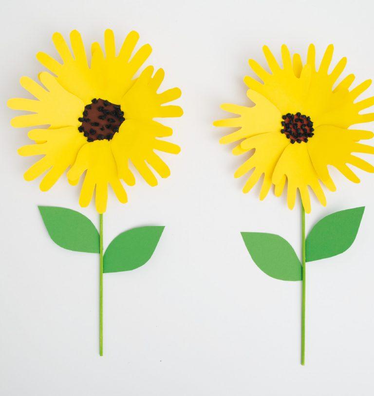 BT Gemeinschaftsarbeitsonnenblume 850×900